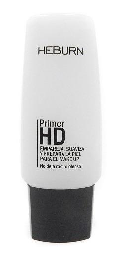 Heburn Primer Hd Pre Base Maquillaje Profesional Cod. 704