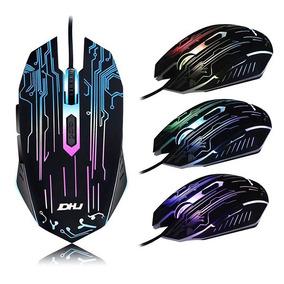 Mouse Gamer Óptico Led Color 3200dpi 2.4g Dhj 1670 Promoção