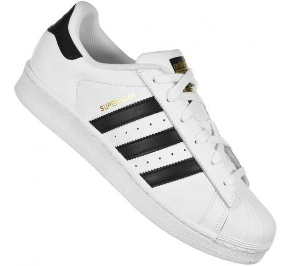 Tenis adidas Ci9166 Superstar Foundation Original Notafiscal