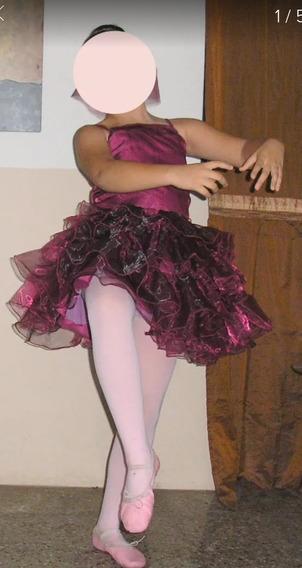 Vestido O Disfraz De Ballet