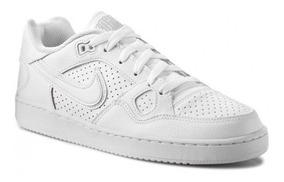 Tenis Masculino Nike Son Of Force Couro Legitimo Original