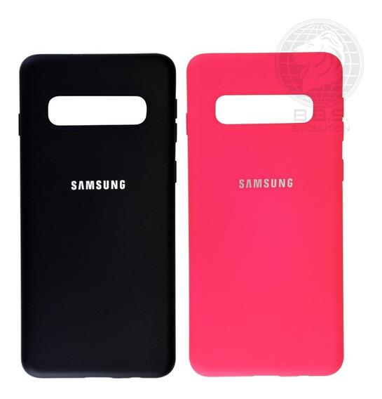 Funda Silicon Samsung S10 Protector Case