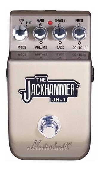 Marshall Jh-1 Jackhammer Pedais E Efeitos Pedl-10024