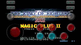 The King Of Fighters 2002 Magic Plus 2 J Collecion Android