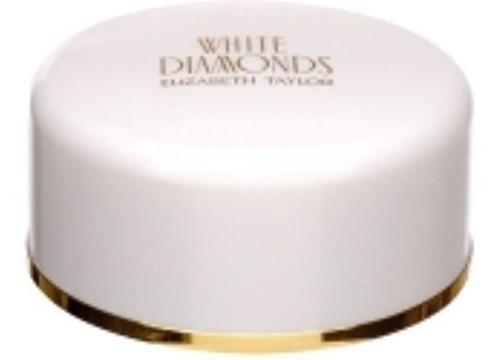 Elizabeth Taylor Diamantes Blancos Cuerpo Resplandor Perfuma