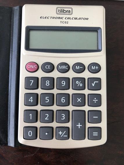 Calculadora Tilibra