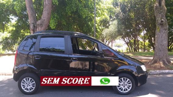 Fianciamento Com Score Baixo Fiat Idea 2008 Completa