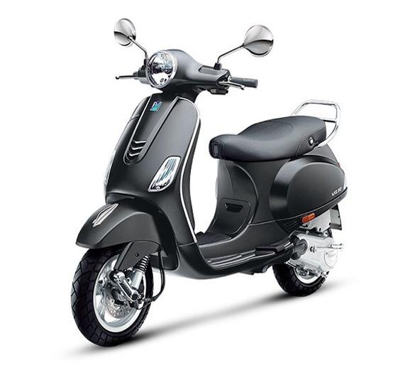 Moto Vespa Vxl 150 ***** Motoplex Jack ***** Belgrano