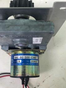 Motor Unidade De Reforço Químico Todos Minilab Digital