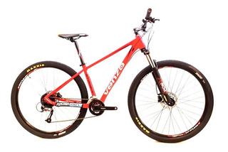 Bicicleta Venzo Stinger Rodado 29 27v Disco Hidraulic Cuotas