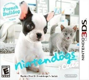 Jogo Nintendogs + Cats Para 3ds Novo Lacrado