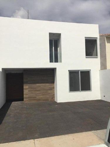 Casa Sola En Renta En Villa Magna, San Luis Potosí, San Luis Potosí