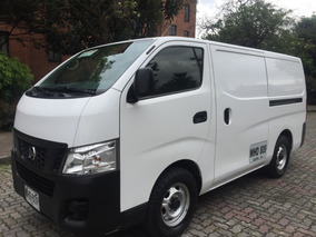 Nissan Urvan Nv 350 Panel Carga