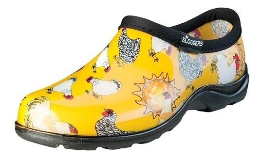 Zapatos Para Chef Cocina, Medico Sloggers Chiken Yellow