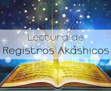 Lectura Registros Akáshicos (doble Canal - Dos Lectoras)