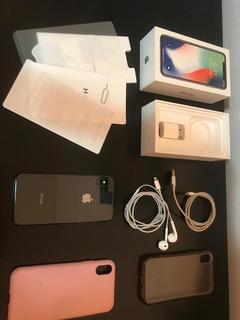 iPhone X 64gb - Completo En Caja - Excelente Estado