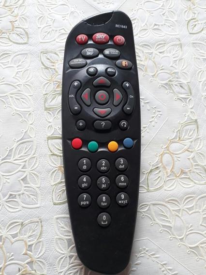 Controle Remoto Universal Tv Sky Original Antigo Testado