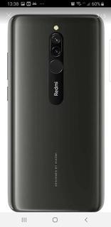 Xiaomi Redmi 8 32gb Preto Onix