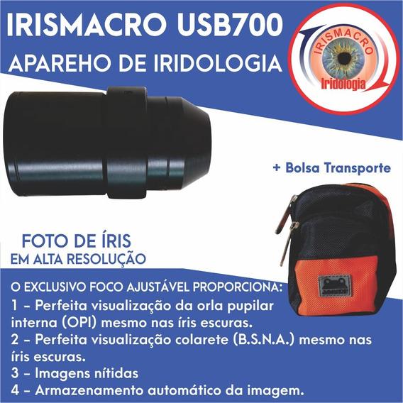 Aparelho Iridologia - Irismacro Usb700