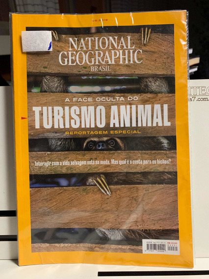 National Geographic Brasil Jun 2019 Ed 231 Turismo Animal