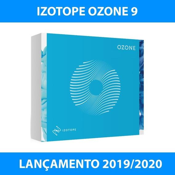 Izotope Ozone 9 - Lançamento 2019 - Novo Promoção Windows Pc
