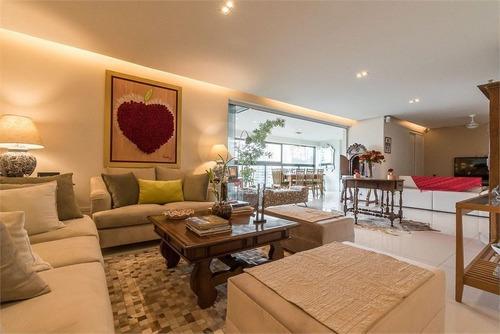 Apartamento De 3 Quartos, 226m² À Venda No Residencial Villagio  Panamby - 310-im455185