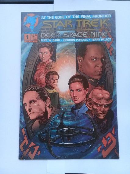 Star Trek Deep Space Nine #1 Crosstore