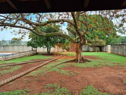 Chácara Com 1 Dormitório À Venda, 2000 M² Por R$ 1.000.000,00 - João Aranha - Paulínia/sp - Ch0130