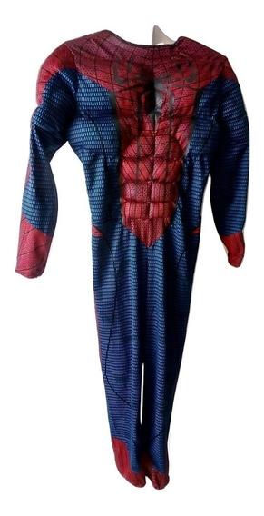 Usad Disfraz Traje Spiderman Homecoming Niño Iron-spider T-8
