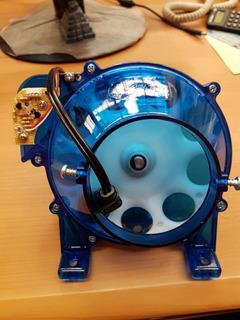 Hopper Azul (motor Hoper)