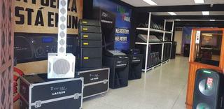 Somos Light Sound. Su Distribuidora De Audio Profesional.