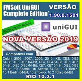 Unigui 1.90.0.1501 Pro Completo 2019 - Totalmente Funcional