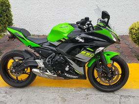 Kawasaki Ninja 650 2017 Seminueva Ninja 650r