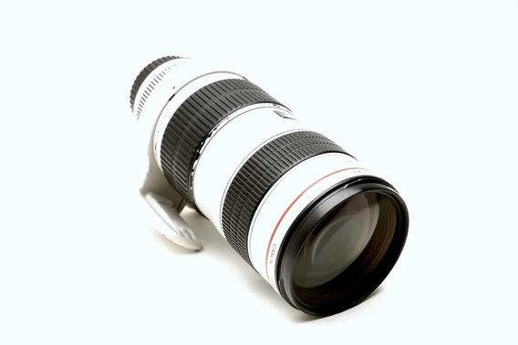Canon Ef 70-200 Mm F/2. 8l Usm I
