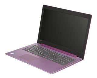 Notebook Lenovo Amd A6 9225 4gb 500gb Dvd 15.6 Purple W10