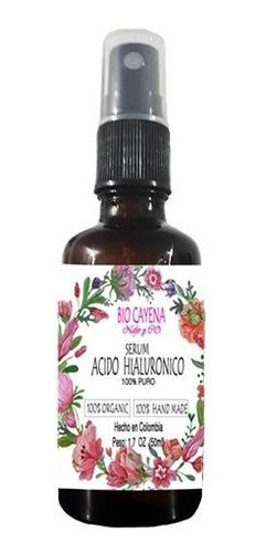 Ácido Hialuronico 100%puro Serum 50ml - mL a $1060