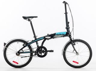 Bicicleta Plegable R.20 ¨origami¨ By Futura