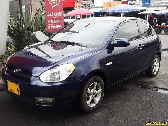 Hyundai Accent Gls Web Ii 1400cc