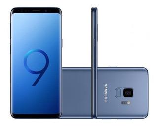 Samsung Galaxy S9 128gb Completo Lacrado Nota Fiscal