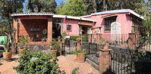 Venta Casa - Rancho En Zona Norte De Cuernavaca - V50