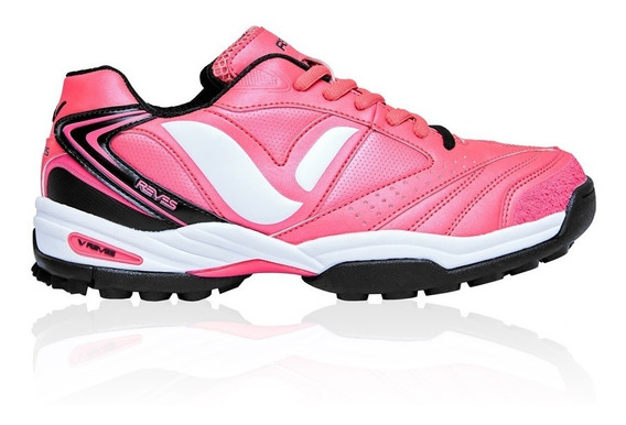 Zapatilla De Hockey Reves Fox Iq Fucsia
