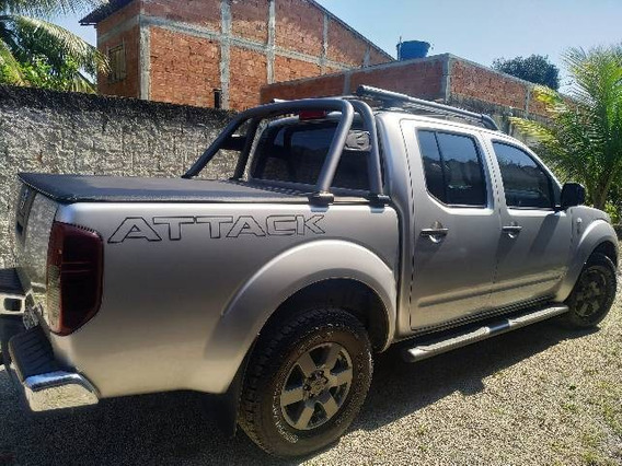 Nissan Frontier 2013 2.5 Sv Attack Cab. Dupla 4x4 4p