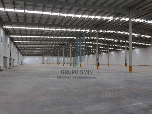 Renta Bodega De 40000m2 Parque Industrial Querétaro