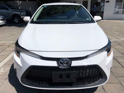 Imagen 1 de 8 de Toyota Corolla 2020 4p Base L4/1.8 Aut