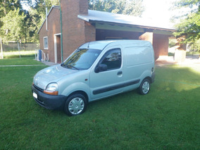 Renault Kangoo 1.6 2006 Impecable