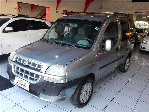 Fiat Doblò Hlx 1.8 (flex) 4p 2009