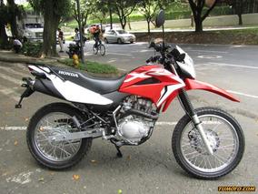Honda Xr150l Xr150l Modelo 2020