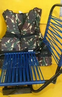 Cadeira Giratória Pra Barco Pesca,ecosto,fio,cordinha,pesca