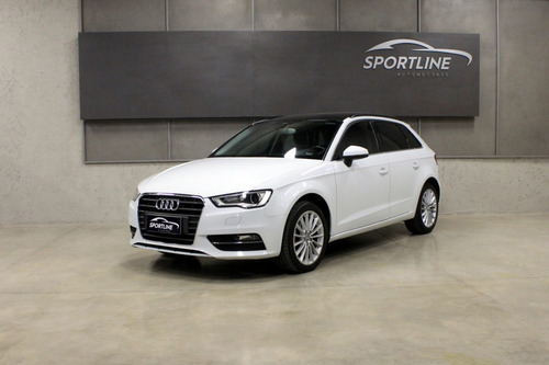Audi A3 1.4 Sportback Tfsi S-tronic 2014 Impecable