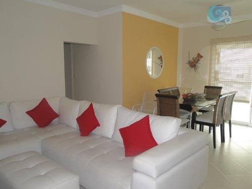 Imagem 1 de 30 de Apartamento À Venda - Praia Da Enseada - Guarujá. - Ap4212